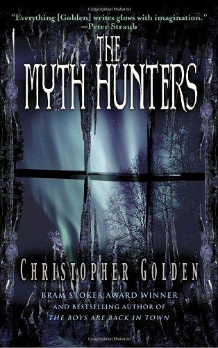 The Myth Hunters (The Veil, Book 1)