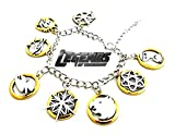 Legends of Tomorrow Series Theme Multi Charms Jewelry Bracelets Charm by Family Brands