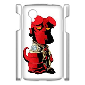 DIY Phone Cover Custom Hellboy For Google Nexus 5 NQ3341851