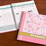 Bill Organizer Booklet
