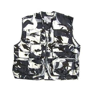 Gilet Highlander Veste Doublée Camouflage Pour 11 Non Urbain nxRFqgU