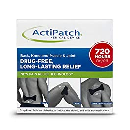 Actipatch All-in-One, Back Knee Muscle & Joint Therapy Device.