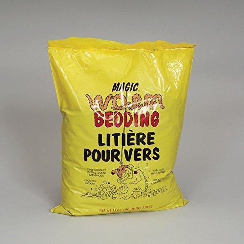 Magic Worm Bedding, 4 1/2 lb