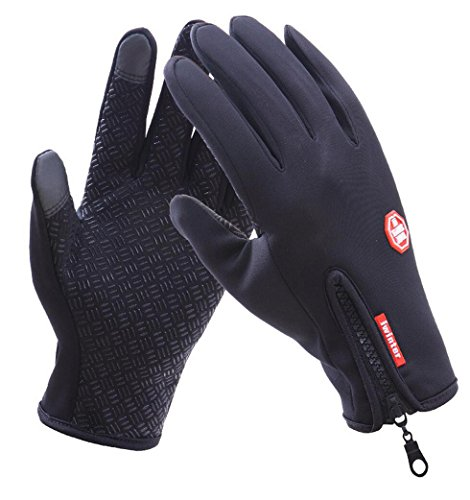AoMagic Men's WaterResistant Windproof S - Convertible Windproof Gloves Shopping Results