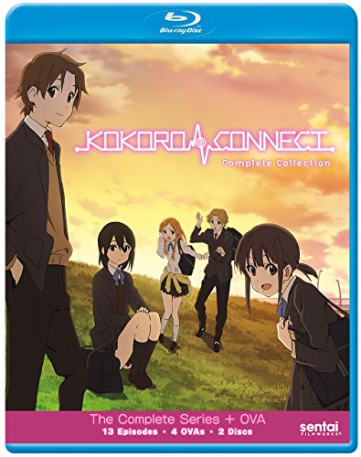 Blu-ray : Kokoro Connect (Anamorphic, , 2 Disc)