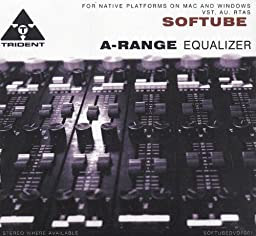 Softube Trident A-Range Equalizer Native Plug-In
