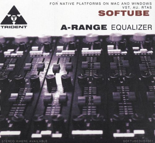 Price comparison product image Softube Trident A-Range Equalizer Native Plug-In