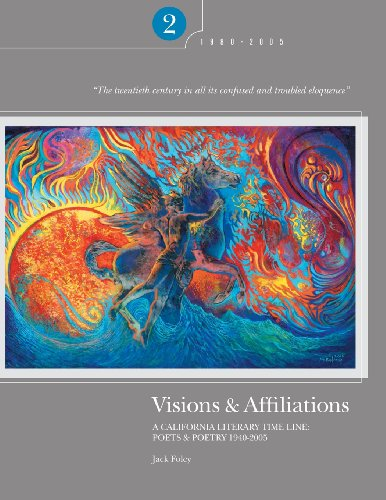 Visions & Affiliations: A California Literary Time Line Part Two