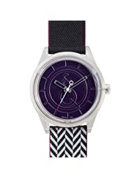Watch Q&q Smile Solar Rp00j015y Unisex Purple