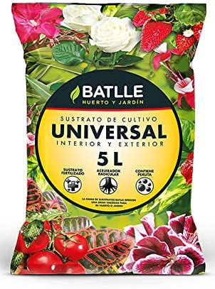 Sustratos - Sustrato Universal 5l. - Batlle