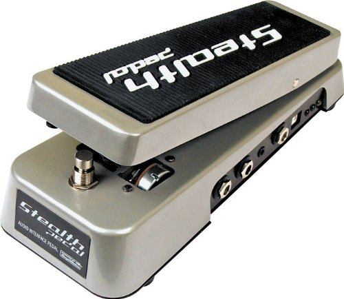 IK Multimedia SP PDL USB IN Stealth Pedal product image