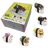 Nekozushi Blind Box Sushi Cat (Styles Vary, Sold Individually)