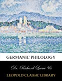 img - for Germanic philology book / textbook / text book