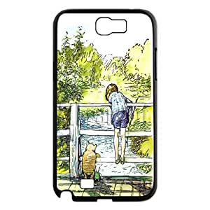 JenneySt Phone CaseWinnie The Pooh Pattern For Samsung Galaxy Note 2 Case -CASE-9