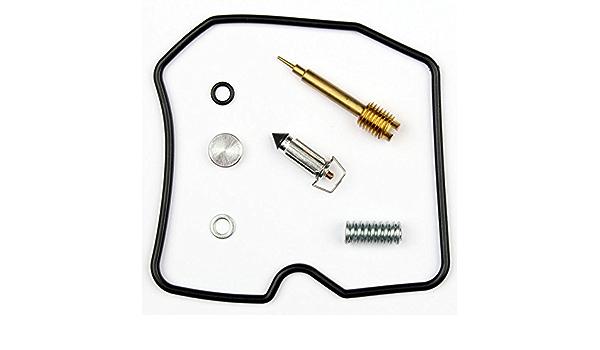 4x Kit Recompatible paraci/ón Carburador Aguja del flotador compatible para Kawa ZX 10 1000 ZXR 400 750