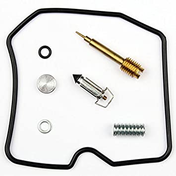 1x Kit Reparación Carburador Aguja del flotador Getor CAB-K4: Amazon.es: Coche y moto