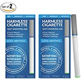 Harmless Cigarette Quit Smoking Therapy 2 Pack