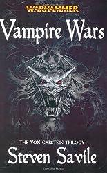 Vampire Wars: The Von Carstein Trilogy (Warhammer Novels)