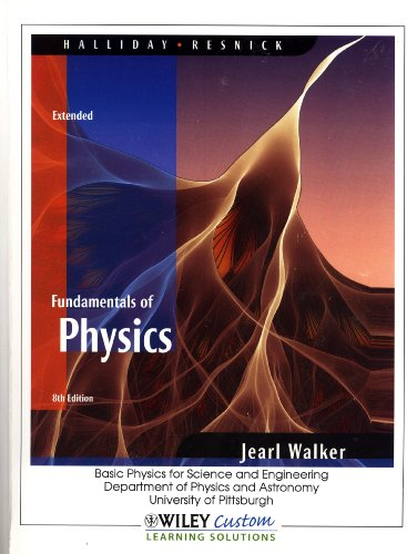 Fundamentals of Physics, Extended: Basic Physics for Science and Engineering, Department of Physics and Astronomy, Unive