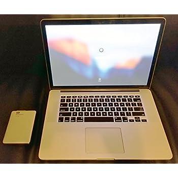 Apple MacBook Pro A1398 MJLU2LL/A 15.4 Retina Display Laptop ( 2.8GHz i7, 16GB, 1TB Flash Storage, OS X El Capitan),