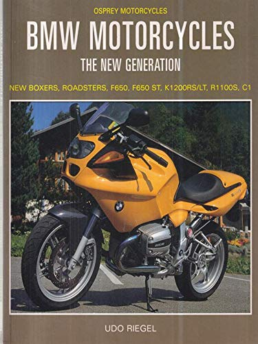 Bmw Motorcycles: The New Generation : New Boxers, Roadsters,, used for sale  Delivered anywhere in USA