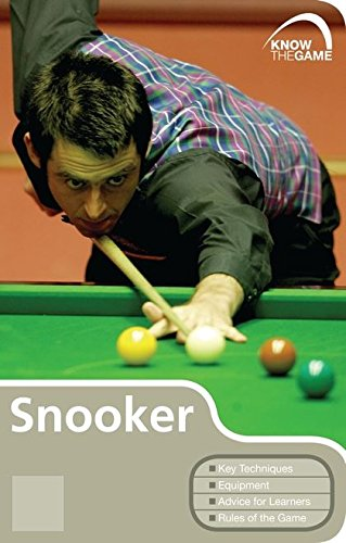 Know the Game Snooker 4th Edition