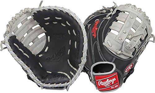 Mitt Baseball First Basemans (Rawlings Gamer Series Right Hand Modified Pro H Web 12-1/2