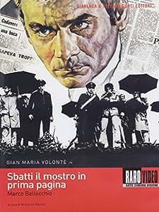 sbatti il mostro in prima pagina [Italia] [DVD]