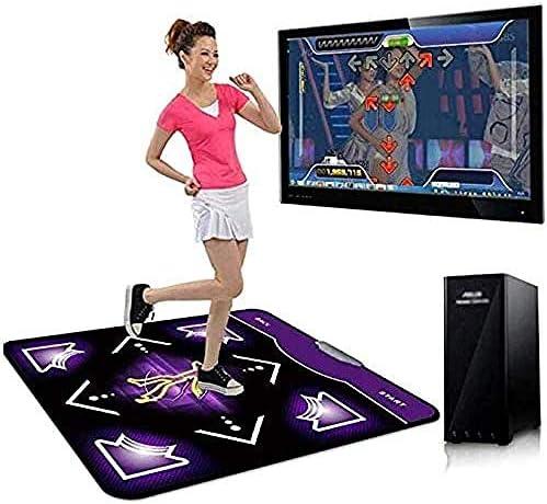 フィットネス/減量/ダンス/体性感覚ゲームダンスマシンに適したファミリーダンスマットノンスリップブランケット