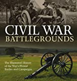 Civil War Battlegrounds, Richard Sauers, 0760344531