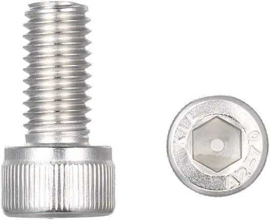 Cigovd Hex Screw M8 DIN912-A2 Stainless Steel Allen Bolt Socket Cap Screws Hex Screw M8120