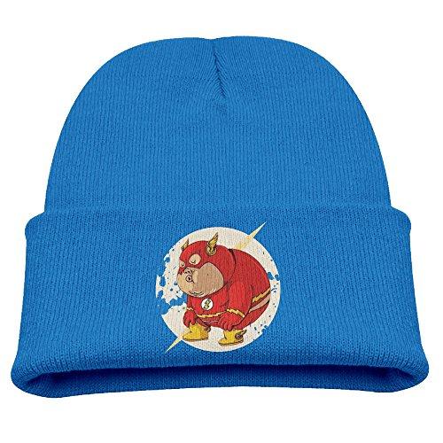 Beanie Knit Cap DC Comic The Flash Winter Warm Child
