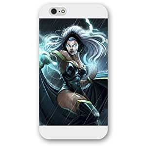 "UniqueBox Customized Marvel Series Case for iPhone 6+ Plus 5.5"", Marvel Comic Hero Storm Ororo Munroe iPhone 6 Plus 5.5"