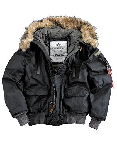 Multicolor nbsp;– Chaqueta Ind Jacket L nbsp;black 'alpha nbsp;– nbsp;x S