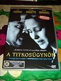 A Titkosügynök (DVD) - Joseph Conrad Novellája Alapján / The Secret Agent - Homály fedi a célját ... és a feladatát más hajtja végre / Audio: English, Hungarian