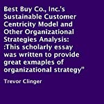 Best Buy Co., Inc.'s Sustainable Customer Centricity Model and Other Organizational Strategies Analysis | Trevor Clinger