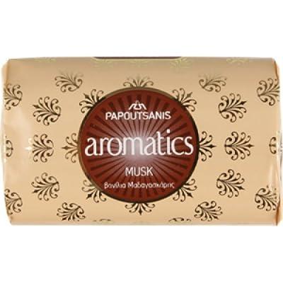 4 Pack - Greek Soap - Aromatics - Musk