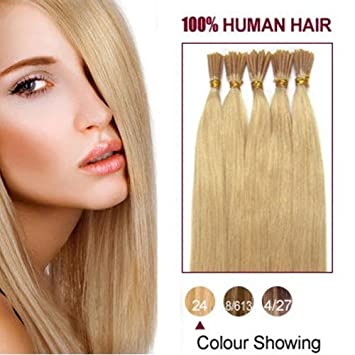 Amazon hairextensionsale fusion pre bonded human keratin hairextensionsale fusion pre bonded human keratin hair extensions 22quot ash blonde24 pmusecretfo Gallery