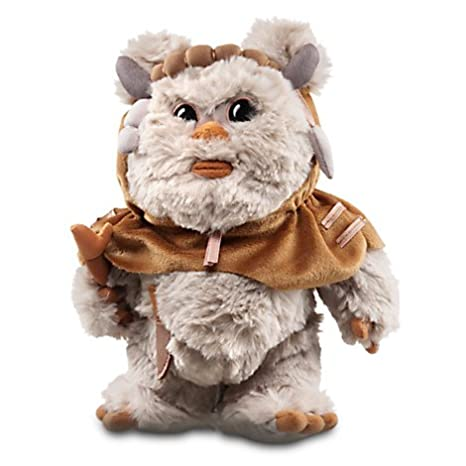 Disney Star Wars - Authentic principales Chirpa El Ewok felpa ...
