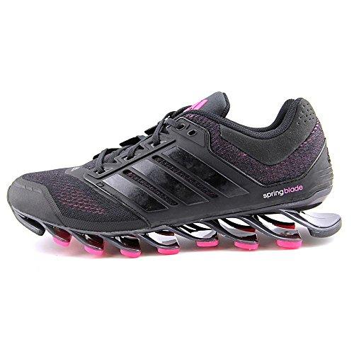 adidas Running Womens Springblade Drive Black/Solar Pink/Black 9.5 B - Medium tY5oHjs
