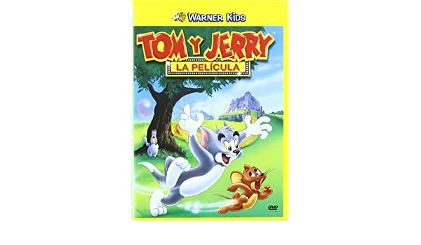 Amazon.com: Tom Y Jerry: La Pelicula (Import Movie) (European Format - Zone 2) (2002) Phil Roman: Movies & TV