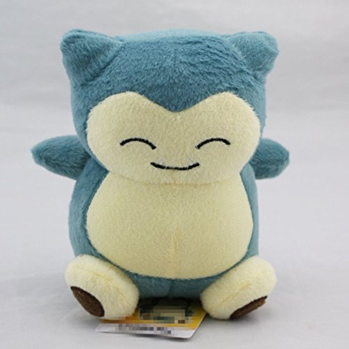 Pokemon Kawaii Totoro Snorlax Stuffed