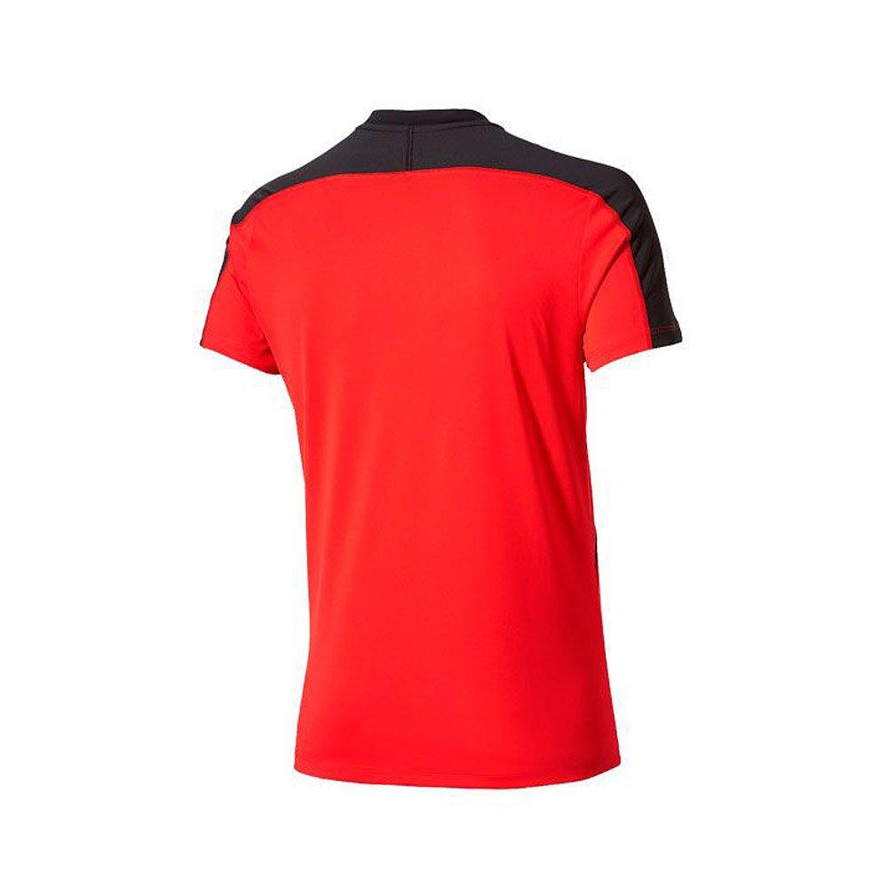 ASICS Camiseta Padel SS Top ROJA: Amazon.es: Deportes y aire ...