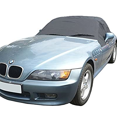 North American Custom Covers Compatible Soft Top Roof Protector Half Cover for BMW Z3