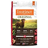 Instinct Original Grain Free Recipe with Real Beef...