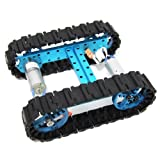 Electronics Teens Best Deals - Makeblock Starter Robot Kit (No Electronics) for Kids Teenager Maker Geeker (Blue)