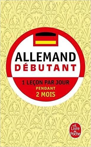 Allemand Debutant Ldp Met Li Seul French Edition W