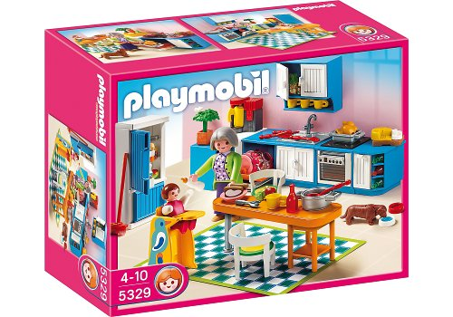 PLAYMOBIL Grand Kitchen by PLAYMOBIL®