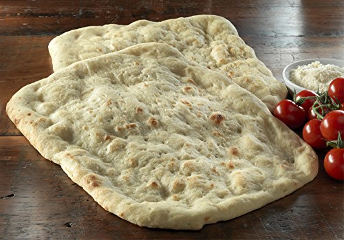 Stonefire Original 9''x 11'' Stone Baked Pizza Crust-Pack of 12 by Stonefire (Image #1)