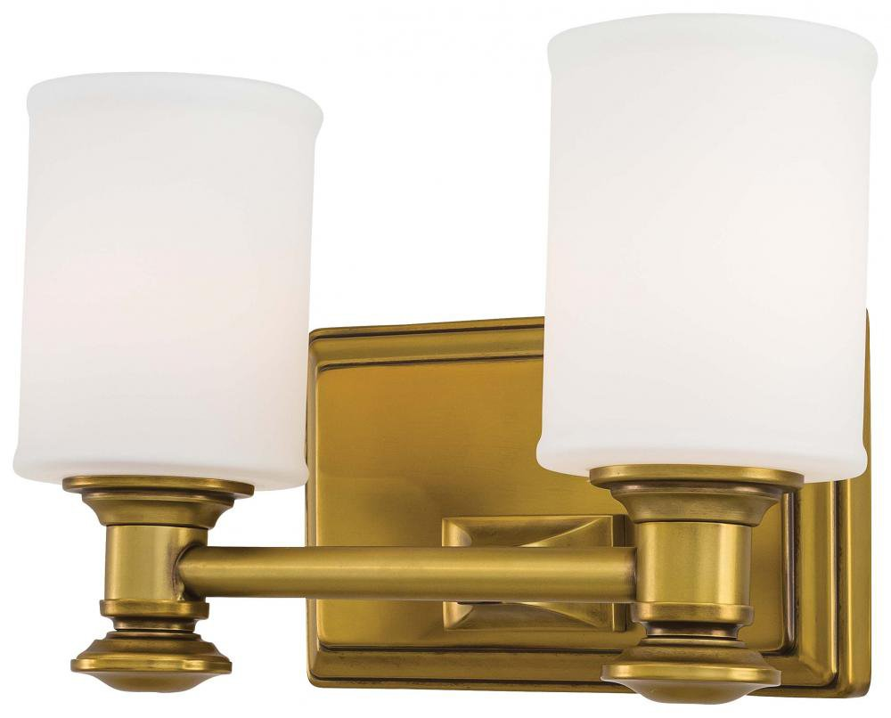 George kovacs by minka bath art vanity light with case etched opal - Minka Lavery 5173 249 Harbour Point 3 Light Bath Lighting Liberty Gold Finish Amazon Com